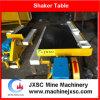 Máquina de preparación de Coltan que sacude la tabla para la planta de concentración de Coltan