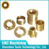 CNC таможни подвергая части механической обработке Staniless стальные с поверхностным покрытием