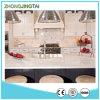 Оптовые верхние части кухни кварца цвета Countertop (белые плитки кварца, твердая поверхность)