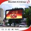 Affichage vidéo extérieur bon marché des prix P10 DEL