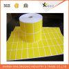 Impreso colorido papel autoadhesivo etiqueta de servicio de impresión de pegatina de encargo