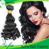 estensione brasiliana dei capelli umani dei capelli del Virgin dell'onda del corpo di vendita 2016crazy
