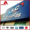 Matériau de panneau de signe de panneau du bâtiment Material/ACP de panneau d'Acm
