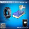 Gummireifen-Formen, die flüssigen Silikon-Gummi bilden