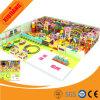 Strumentazione dell'interno del campo da giuoco dei bambini materiali molli di tema della caramella (XJ1001)