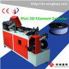 линия штрангя-прессовани штрангпресса лаборатории нити принтера 3D миниая