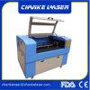 Preço acrílico de vidro do laser do CO2 da gravura Ck6040
