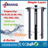 Новый продукт 2015 One-Piece Body с чайником S/S Base Hotel Electric, Water Boiler Urn, Water Boiler Urn