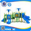 De plastic OpenluchtSpelen van de Speelplaats van de Apparatuur van de Gymnastiek van de Speelplaats voor Jonge geitjes (YL72898)