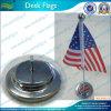 Флаг таблицы, флаг американского офиса миниый, стойка металла (T-NF09M04002)
