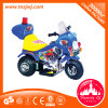 Moto à piles de moto électrique d'enfants avec la lumière et la musique