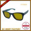 De hete Verkopende Houten Fabrikant van China van de Zonnebril (FX15064)