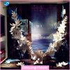 Flor de papel de la exhibición de la ventana Niza (OTAG-23)