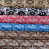 Non PVC Fabric Leather di Woven Backing per Car, Sofa, Bags, Decoration