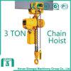 Shengqi 2016 3 Ton Electric Chain Hoist con Hook Block