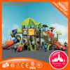 Скольжение спортивной площадки коммерчески пластичных детей Гуанчжоу напольное