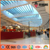 Interior Ceiling Decoration를 위한 Ideabond Aluminum Coil