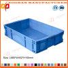 슈퍼마켓 청과 플라스틱 전시 저장 회전율 상자 (Zhtb4)