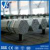 Pipa de acero suave y tubo galvanizados calientes