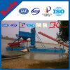 バケツのチェーン浚渫船の製造業者及び砂のDreging機械