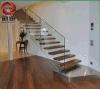 Escaleras del LED, escalera flotante, escalera recta