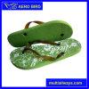 Новая обувь PE конструкции печати цветка (14B126)