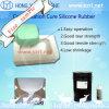 Baixo preço da borracha de silicone da cura da lata em China