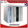 Forno de gás com temperatura controlada por temperatura