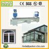 PVC-Fenster, das Maschinen-Schweißgerät herstellt