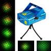 Mini rotes/grünes Laser-Stadiums-Licht für Weihnachten DJ