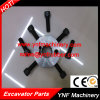 Le pivot de couplage pour la pompe hydraulique d'excavatrice branchent monté mécaniquement