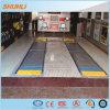 Elevatore portatile dell'automobile di approvazione del Ce per l'allineamento di rotella 4