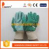 Зеленые перчатки Dgb205 сада