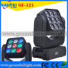10W*9PCS 4in1 LED Matrix Moving Head Light
