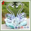 De Giften van de Zwaan van het Glas van het kristal voor Jonggehuwden (jd-CG-207)