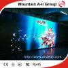 Beste verkaufenmiethintergrund LED-Bildschirmanzeige der stufe-P6
