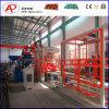 Máquina de fabricación de ladrillo automática llena rentable