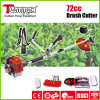 72cc Gasoline Brush Cutter mit Rotatable Handle