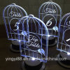 Hochwertige freie Acrylvogel-Rahmen für Dekoration