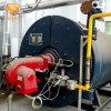 Calentador de aceite caliente compacto encendido diesel para el papel de sequía