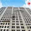 Plate-forme Zlp500 suspendue par aluminium pour l'accès de Maintanence de façade