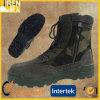 2016の新しいカラースエード牛革安全靴の軍の戦術的な砂漠ブート
