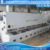 Машина гидровлической (CNC) гильотины -16X9000 QC11y (k) режа с стандартом ISO9001