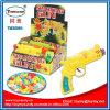 Красивейшее смешивание цвета 3 искрясь игрушка пушки с конфетой