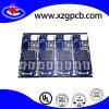 8layers tarjeta de circuitos azul del petróleo BGA para el aparato electrodoméstico elegante