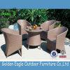 Tabelle pranzanti e presidenze del giardino della mobilia esterna del patio