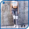 Breathable Riss-Sports elastische Form-Frau Hosen