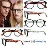 O Eyeglass italiano do acetato não molda nenhum frame do Eyeglass de MOQ