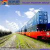 De promotie Vorm China van het Vervoer van de Spoorweg aan Rotterdam