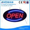 Hidly 타원형 방수 LED 열려있는 표시